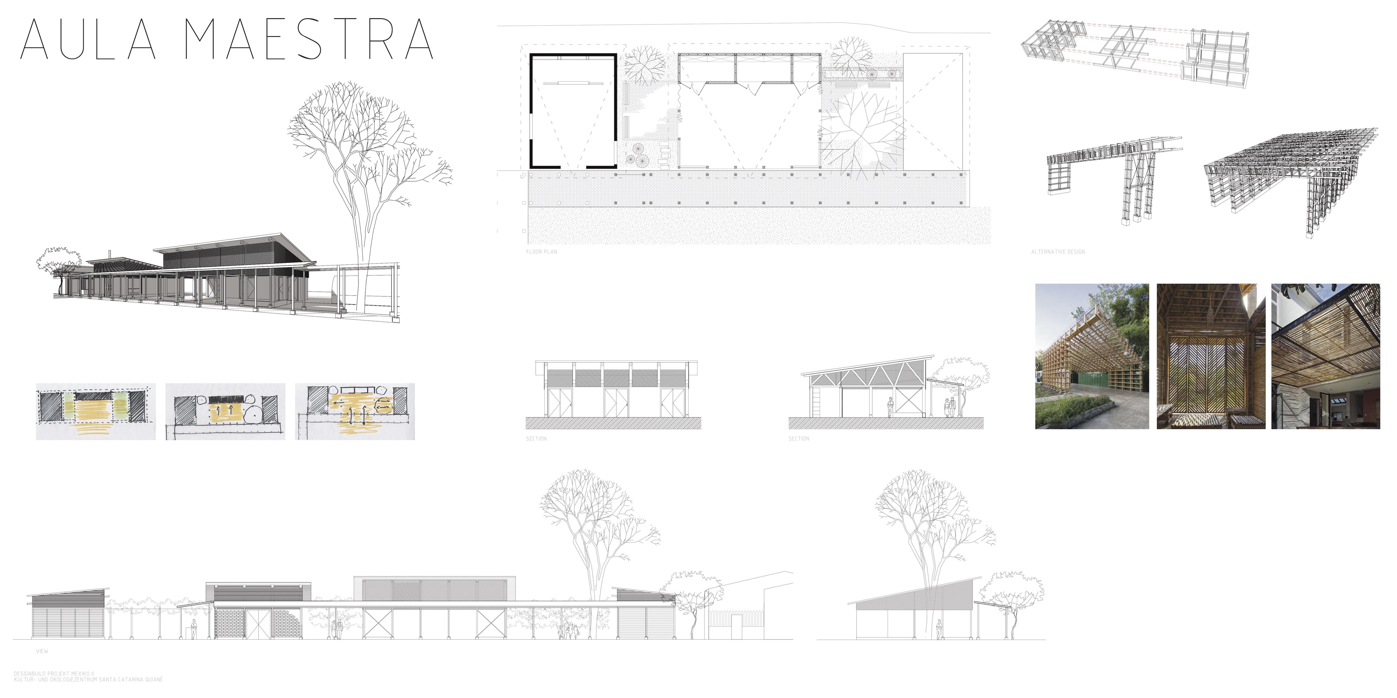 new aula proposal