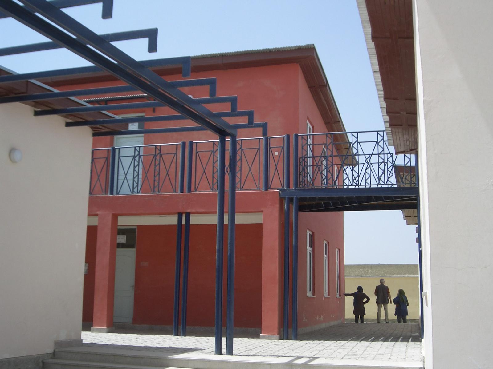 School Pavilion