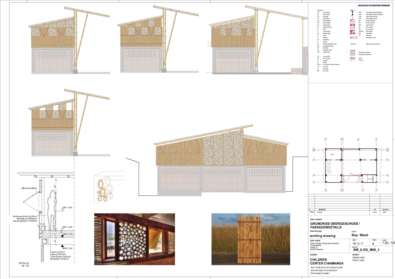 facade variations