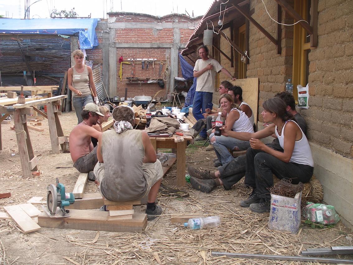 wood workshop
