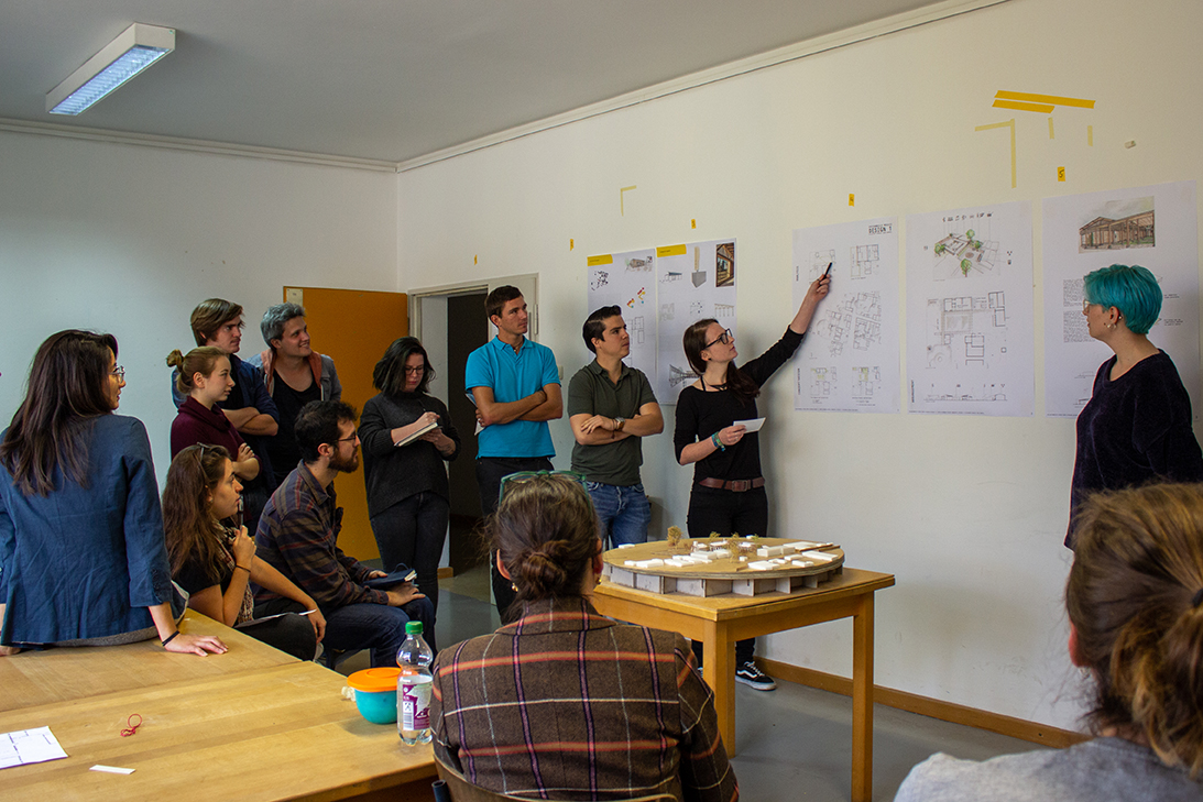 Jury of first preliminary design