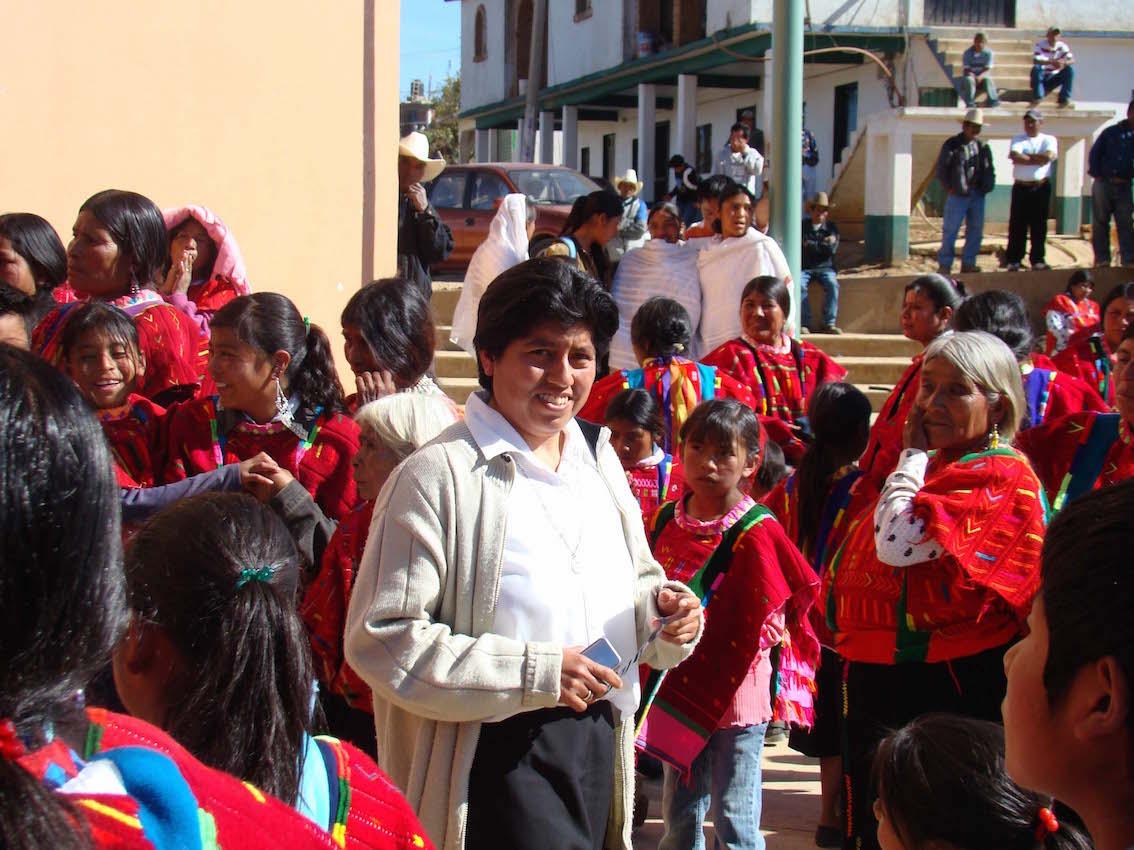 Madre Beatriz 2008