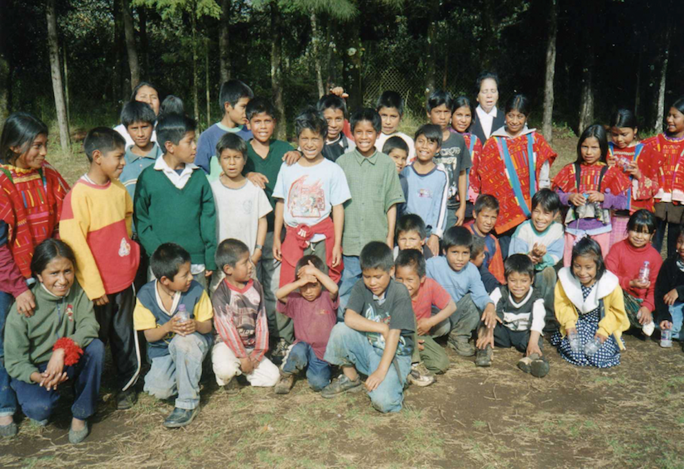 Children and Madres in 2007