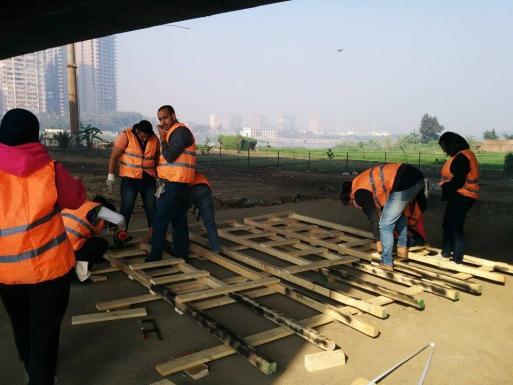 Wall framework