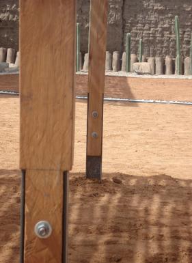 wooden framings