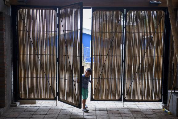 Entrance portal © s.oviedo