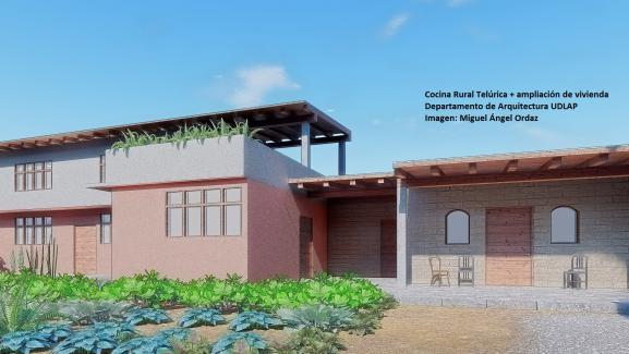 Telluric Kitchen + house improvement