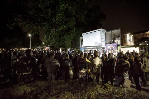 opening ceremony of urbanize festival  © Johannes Hloch