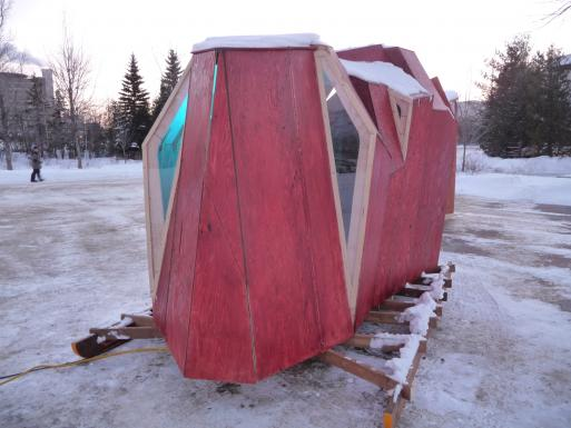 The Long Hut