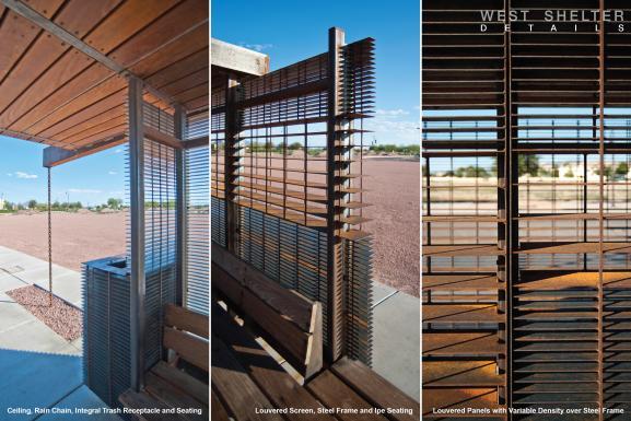 West Shelter | Details