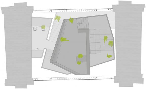 Floorplan Third Floor