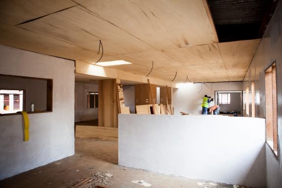 new intensive care unit after rebuild